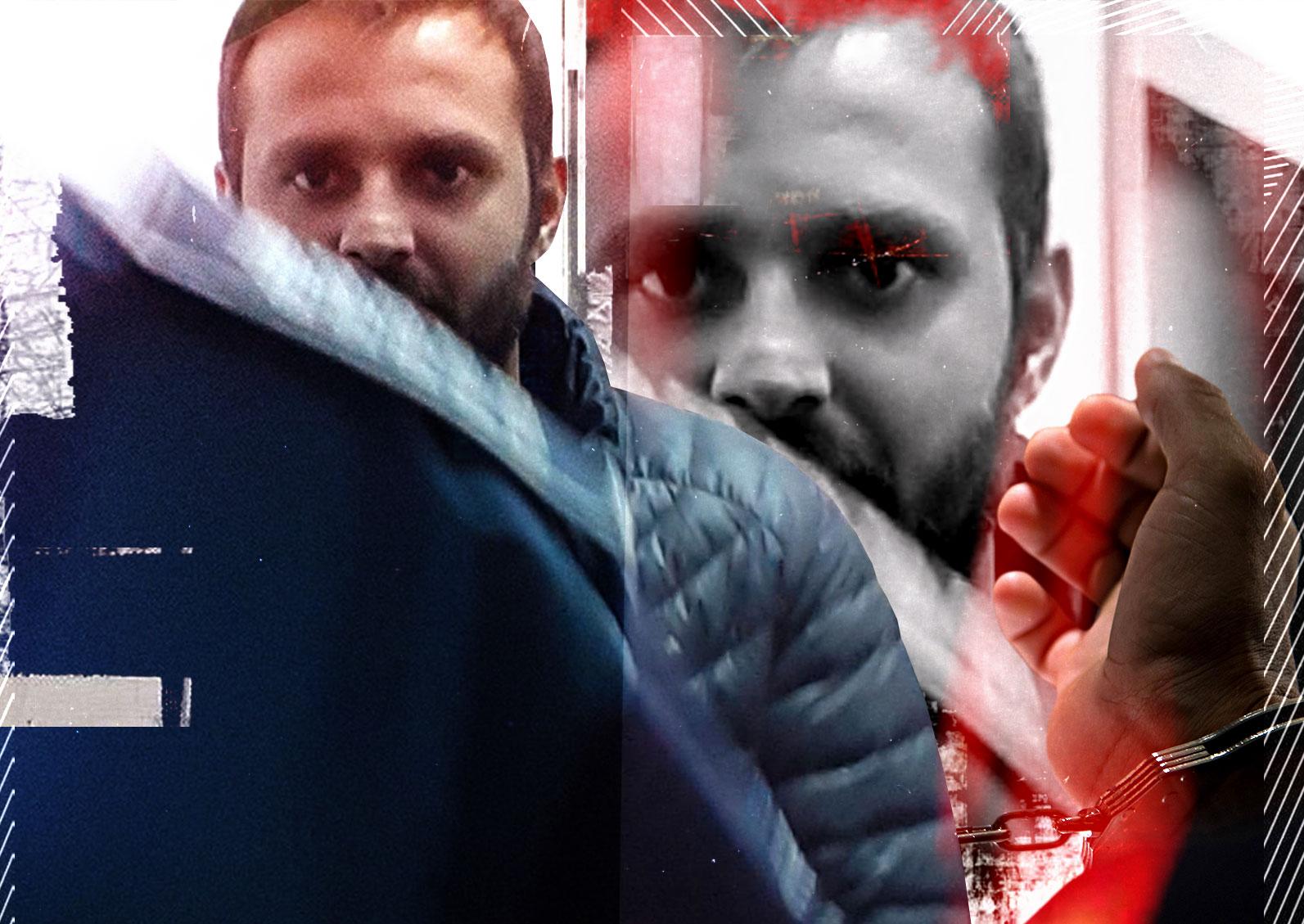 Cine este criminalul din Oneşti, care i-a ucis pe cei doi muncitori. Are patru condamnări la activ