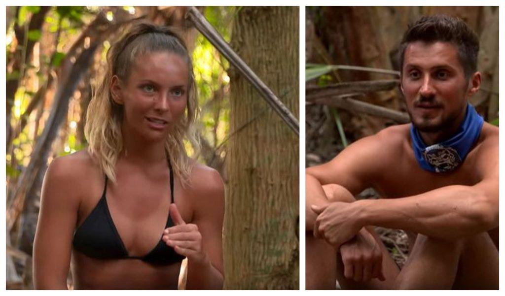 """Karina și Andrei s-au îndrăgostit în Republica Dominicană, unde se filmează """"Survivor România"""" © Kanal D"""