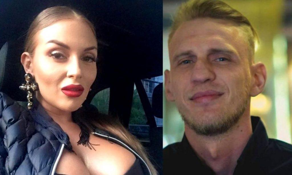 Oana Radu și Alin, fostul ei iubit