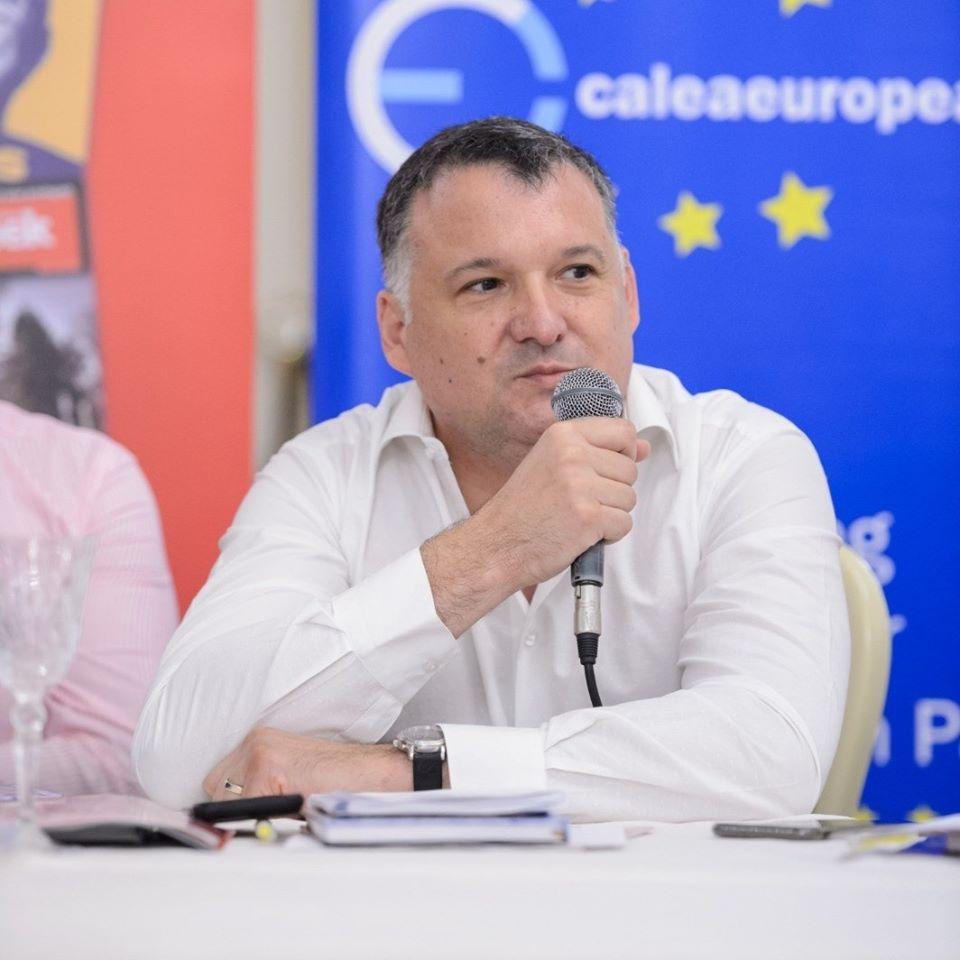 Bogdan Huțucă a foist depistat pozitiv cu noul coronavirus (COVID-19) © Facebook