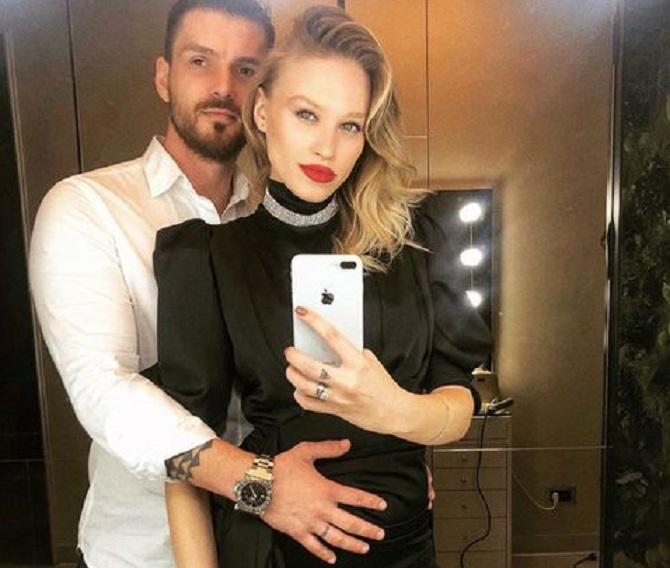 """la câteva zile distanță cele mai bune preturi aspect detaliat Gina Chirilă, mărturisire-bombă: """"O să divorţăm, pentru că..."""". Vedeta e  însărcinată cu primul copil al lui Bogdan Vlădău"""