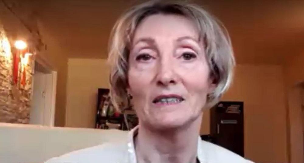 Dr. Corina Maniu, șefa Secţia de Boli Infecţioase a Spitalului Judeţean Alba © Pro TV