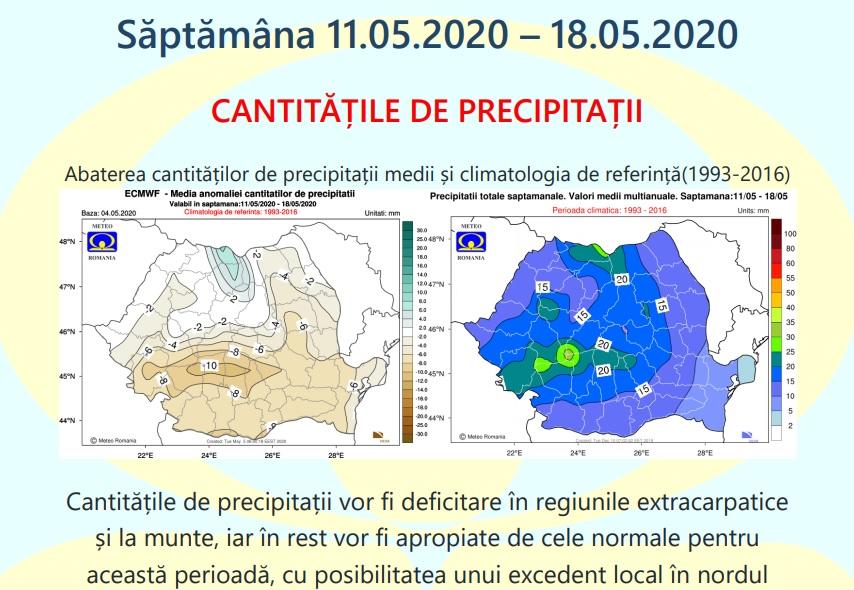 Când și unde va ninge de Crăciun. Prognoza meteo pentru săptămâna 21–27 decembrie - Romaniaro