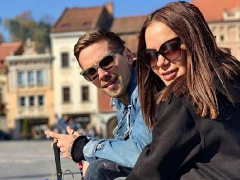 Ștefan Manolache s-a iubit cu Andreea Antonescu