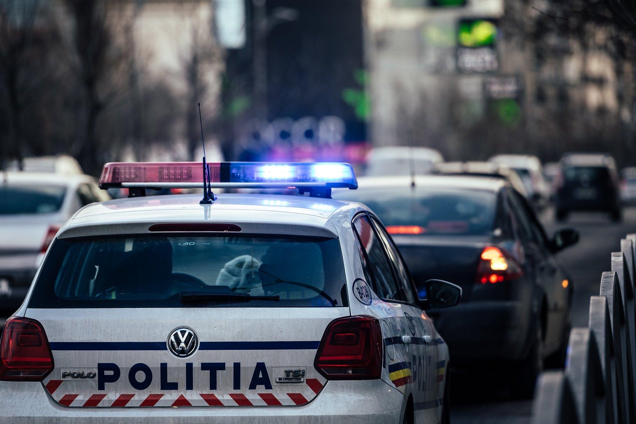 Polițiștii i-au luat rapid urma fetei care îl șantaja pe francez