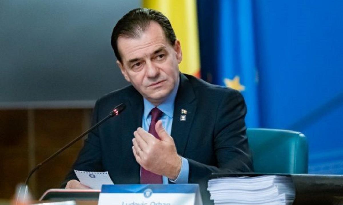 Stare de alertă până pe 15 august?! Varianta-șoc prezentată de premierul Ludovic Orban