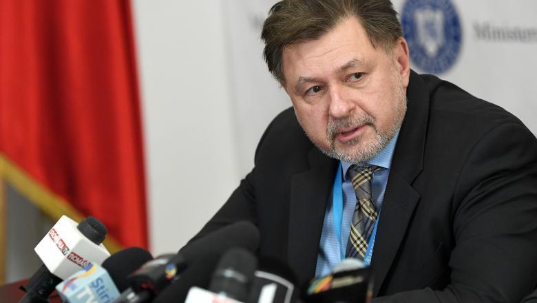 """Numărul cazurilor de infectare COVID-19 a crescut. Ce spune Alexandru Rafila: """"E un procent mare!"""" Sfaturi pentru români"""