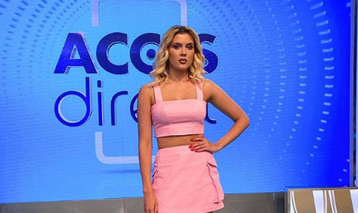Emily Burghelea a demisionat de la Acces Direct