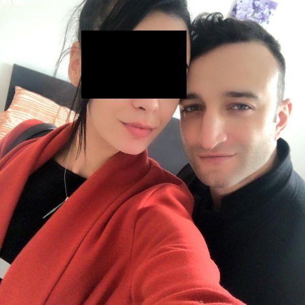 Hamude Kilani și noua lui iubită, Alis