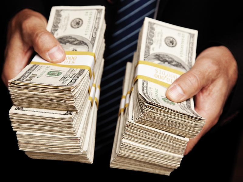 Milionarii nu se uită la bani când vine vorba de propria securitate