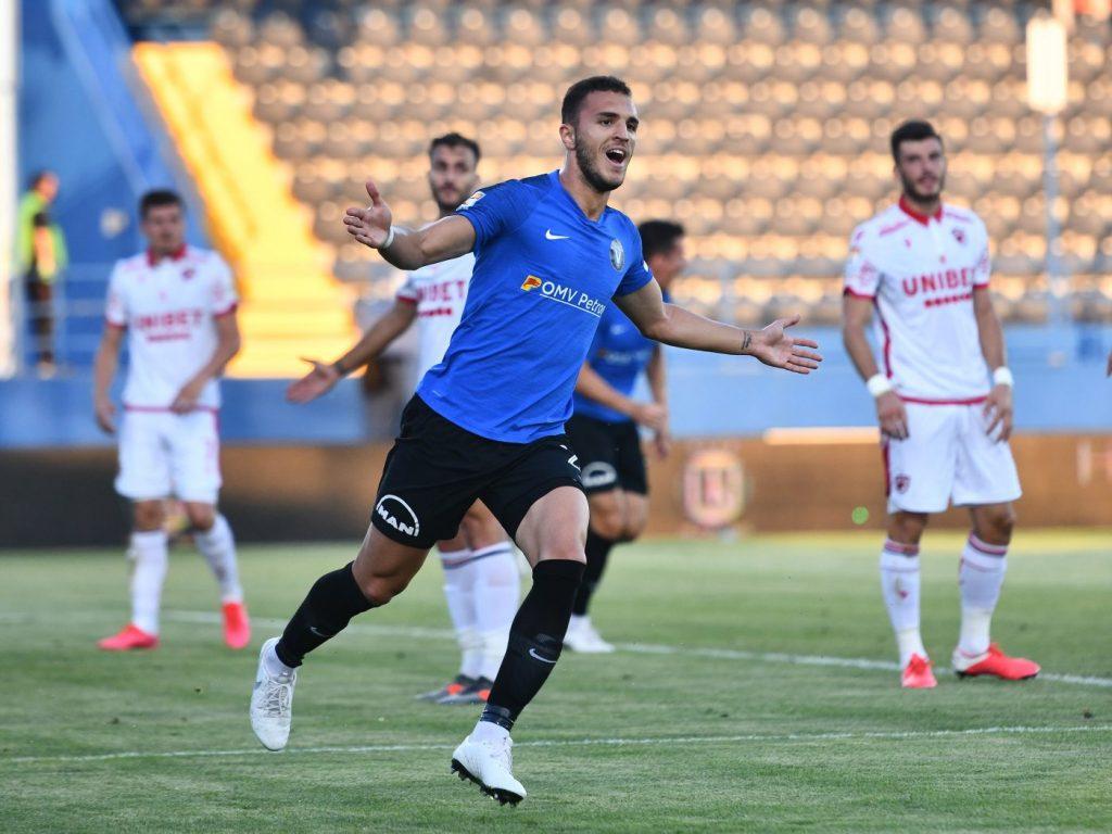 Dinamo - Viitorul Constanta - Lupii tineri iau cu asalt ...  |Viitorul Dinamo