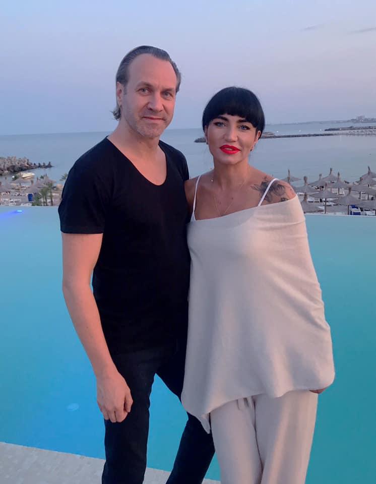 Larisa și Alin Oprea s-ar fi separat din cauza infidelității artistului