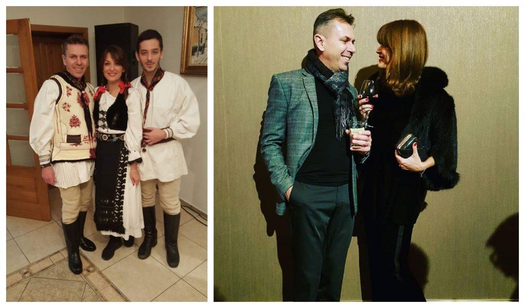 Anca Țurcașiu și Cristian Georgescu au un fiu împreună. Radu Georgescu a împlinit 21 de ani pe 1 martie © Facebook