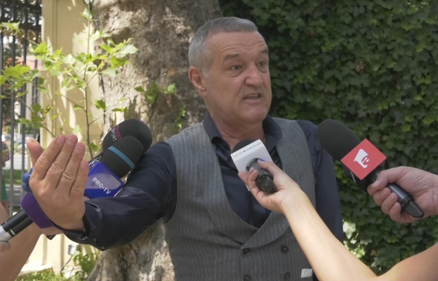 Gigi Becali a mărturisit că nu și-a luat nepoțica în brațe, din cauza pandemiei