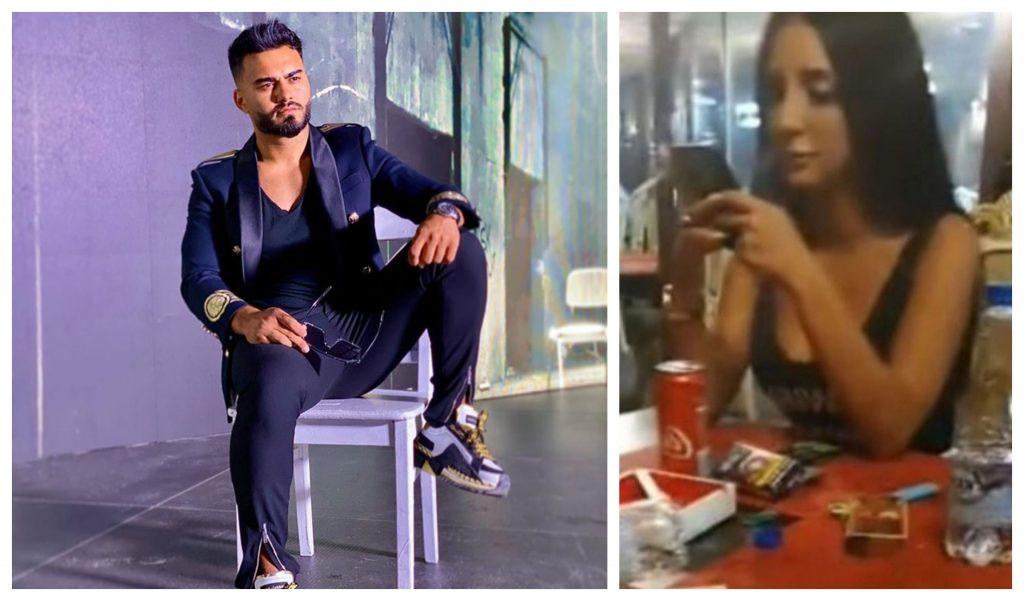 """Mircea Nebunu' a afirmat într-un live pe că Jador urmează să devină tătic după ce s-a iubit pasional cu o brunetă cu ochii negri: """"Ia-ți iubita, ai lăsat-o gravidă"""" © Facebook/YouTube"""
