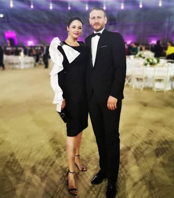 Andreea Marin și Adrian Brâncoveanu formează un cuplu de mai bine de trei ani