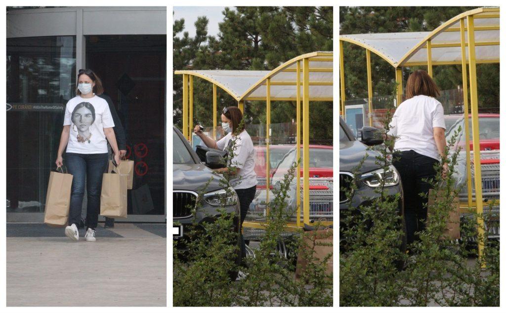 Andreea Marin a făcut recent cumpărături serioase pentru casă. Prezentatoarea și Adrian Brâncoveanu formează un cuplu de mai bine de trei ani © CANCAN.RO