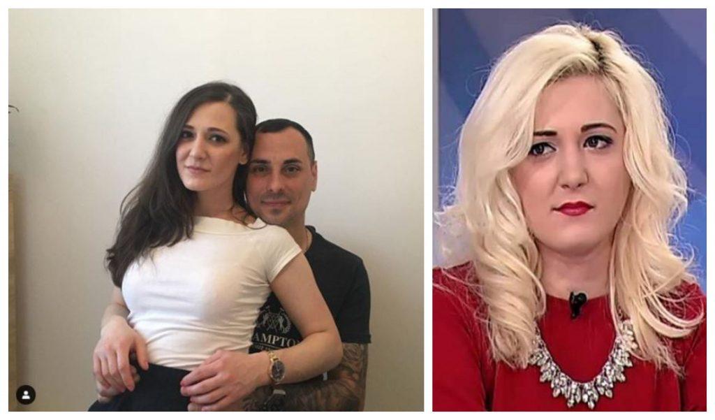 Crina Cristina Tamaș și soțul ei, Sorin Secuianu, se pregătesc să devină părinți. În perioada în care a participat la MPFM, ea era blondă, iar schimbarea este uimitoare © Instagram / Facebook