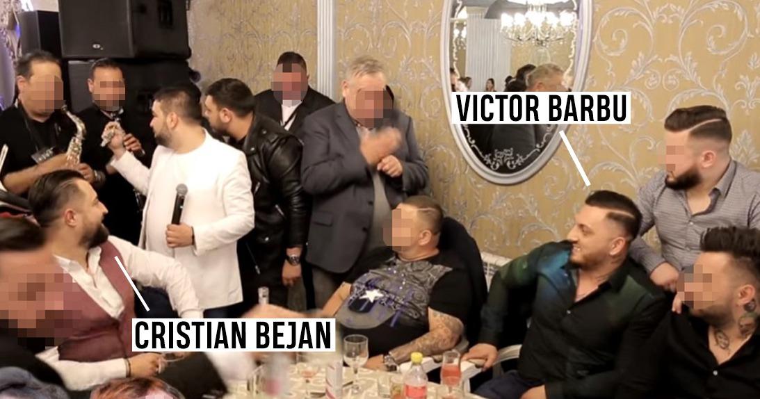 Cristian Bejan și Victor Barbu, două personaje-cheie în tentativa de asasinare a fratelui lui Emi Pian