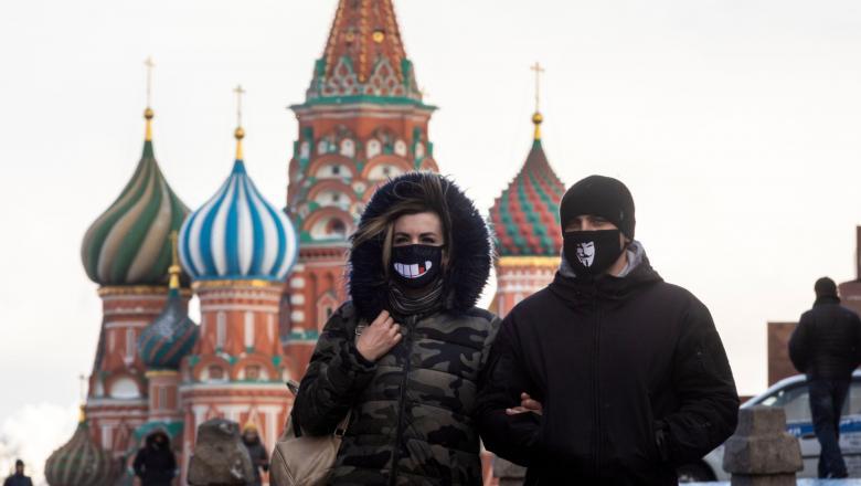 Zi neagră pentru Rusia! În ultimele 24 de ore au fost confirmate peste 24.000 de noi cazuri de îmbolnăvire. Bilanțul deceselor a crescu și el