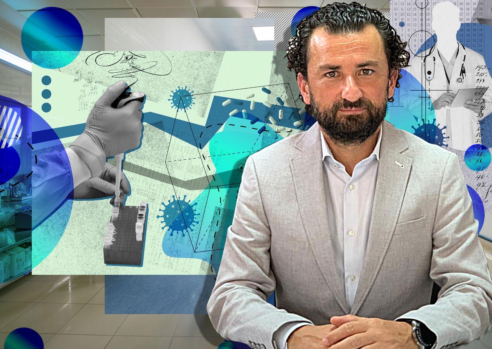 Managerul Spitalului Județean Bacău a avut COVID-19 fără să știe. După mai multe teste negative, o analiză pentru anticorpi