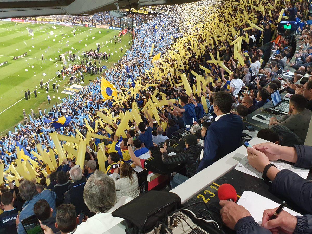 Impresii de la ultimul Superclasico, derby-ul absolut al fotbalului mondial - Cancan.ro
