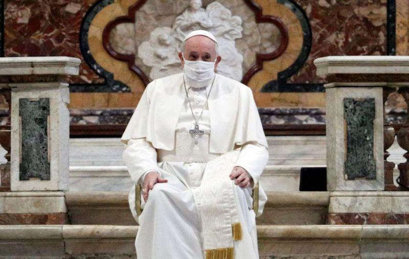 Papa Francisc, apel către populație să se vaccineze împotriva noului coronavirus - Cancan.ro