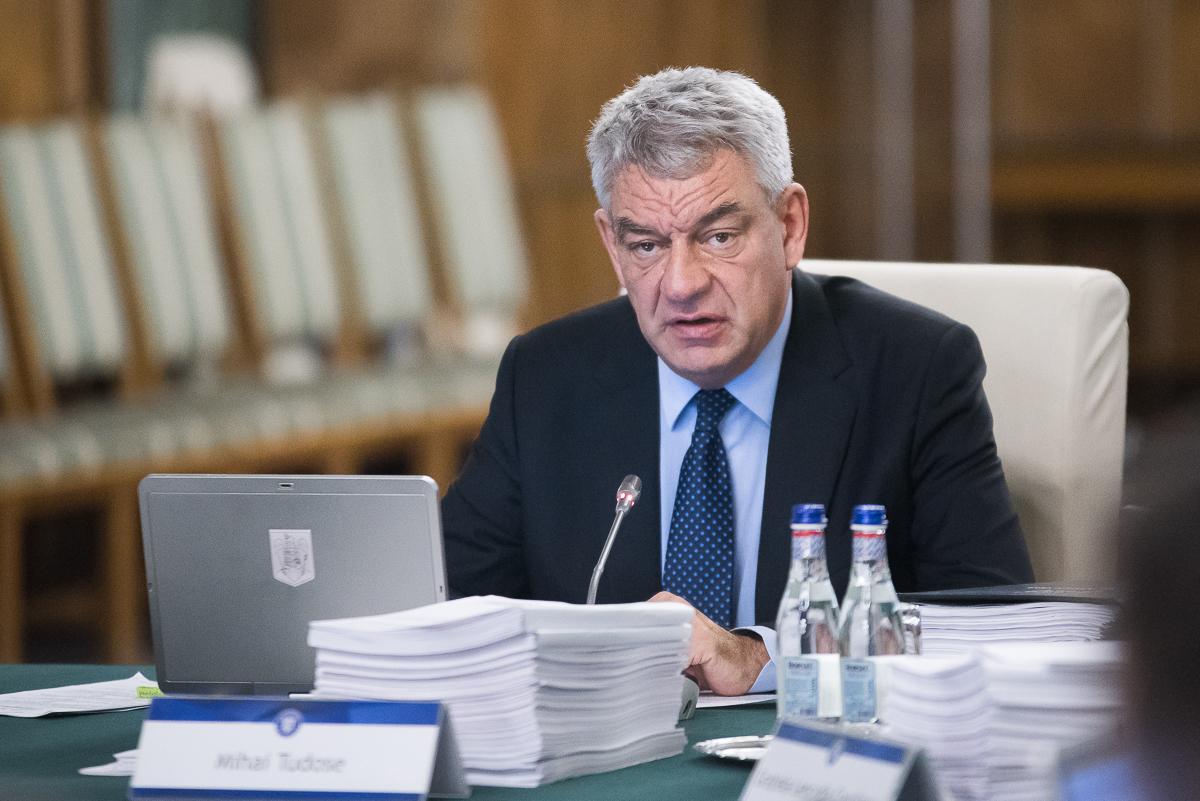 """Mihai Tudose: """"În plină criză medicală și economică, o guvernare haotică și incompetentă e tot ce ne mai lipsește"""" - Cancan.ro"""