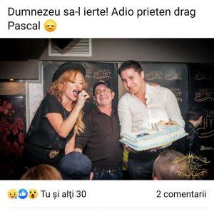 """DOLIU ÎN LUMEA ARTIȘTILOR! S-a stins din viață """"artizanul"""" celor mai tari petreceri din țară 4"""