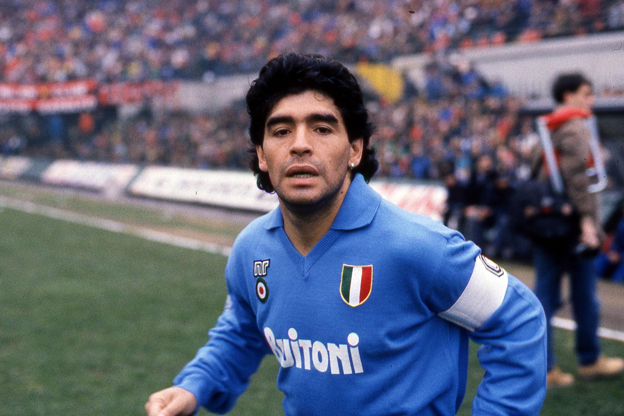 Povestea unei minuni care a devenit posibilă datorită lui Maradona - Cancan.ro