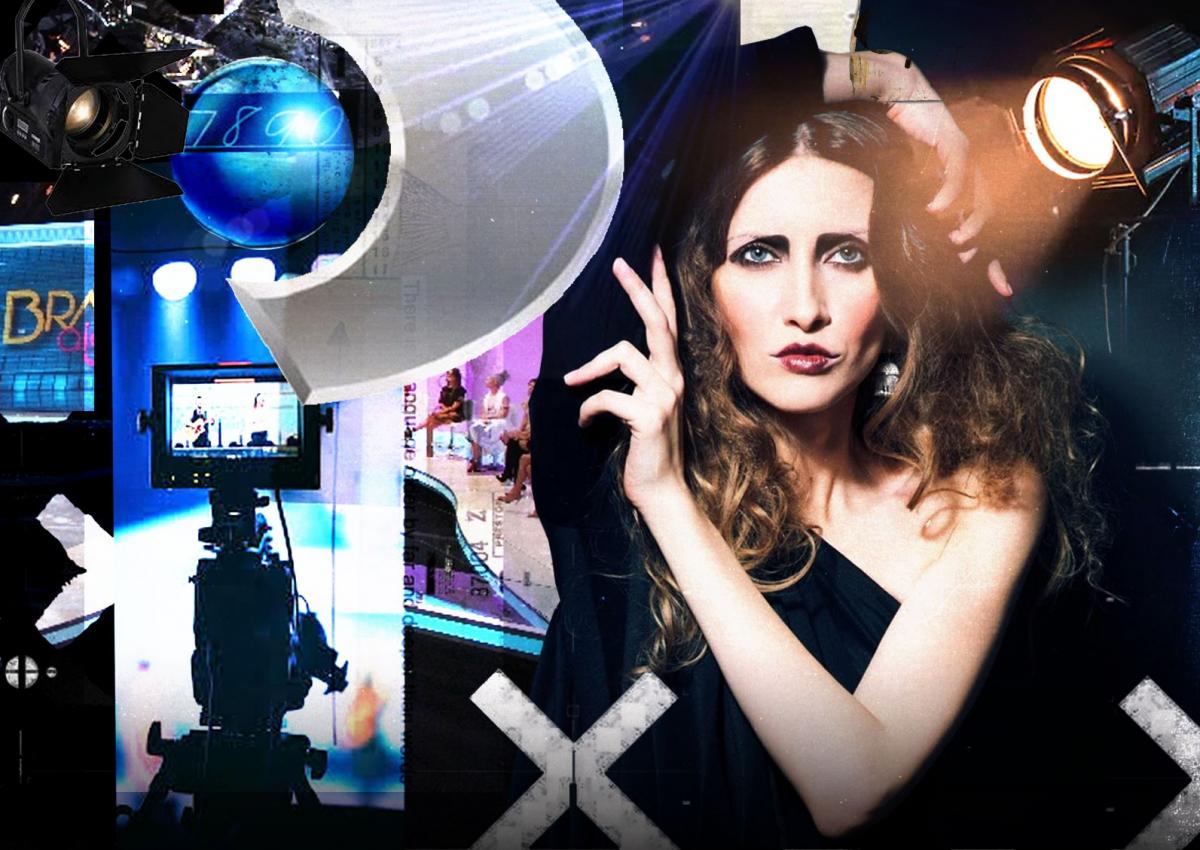 După ce și-a anunțat fanii că este sub observație medicală, Iulia Albu a apărut la TV - Cancan.ro