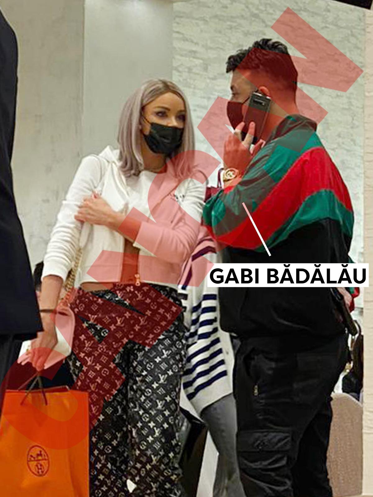 """Se conturează un nou cuplu în lumea mondenă?! Bianca Drăgușanu, fotografiată la shopping în Dubai cu un celebru """"donjuan"""" căsătorit din România - Cancan.ro"""