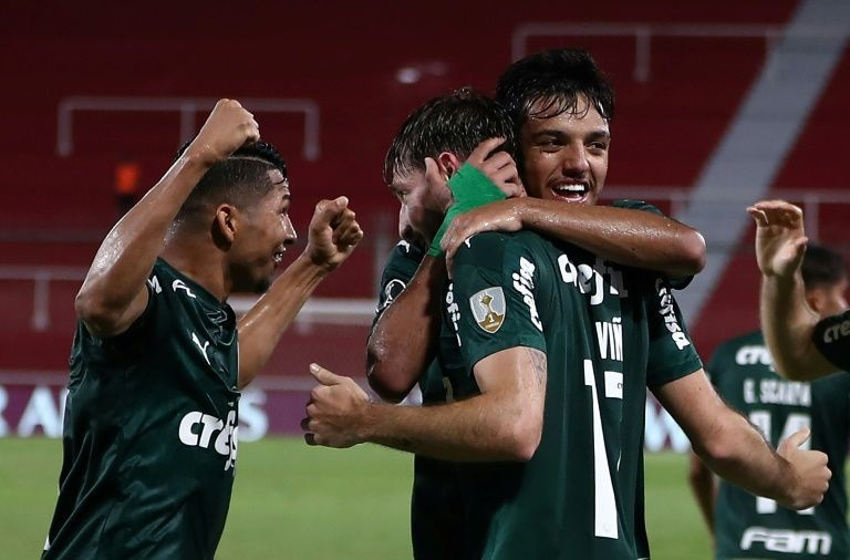 Palmeiras, mai aproape de finala Libertadores după victoria-șoc cu River - Cancan.ro