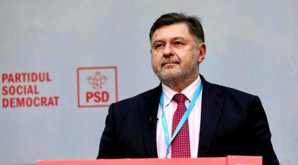 Alexandru Rafila, validat de Consiliul Politic Național al PSD pentru a fi propunerea social-democraților pentru funcția de premier - Cancan.ro