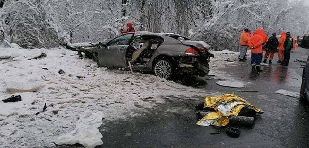 Durere într-o familie din Bârlad, după ce un tânăr de 25 de ani a murit într-un cumplit accident. În urma tragediei, un copil a rămas orfan de tată - Cancan.ro