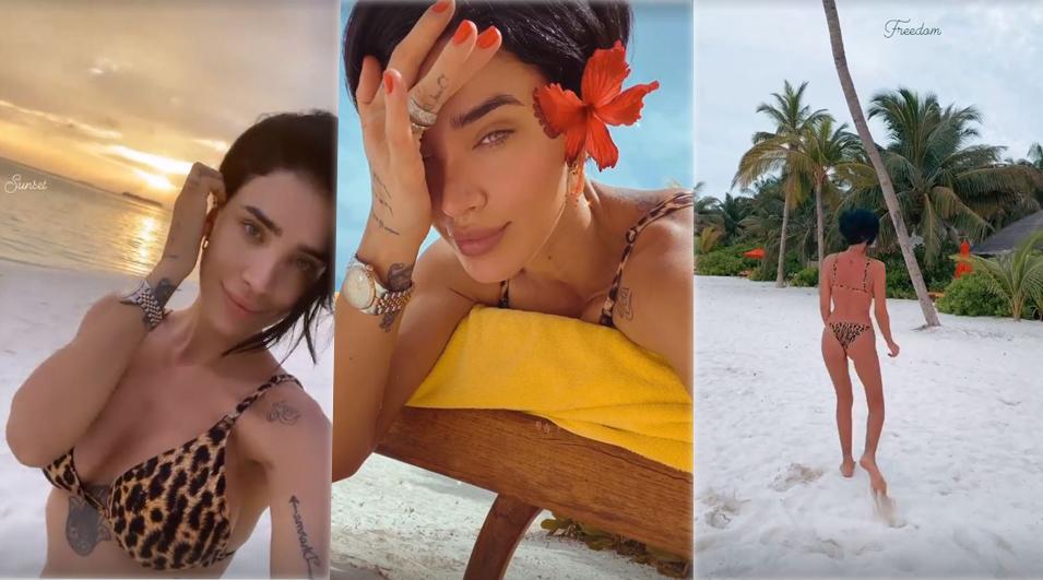 Adelina Pestrițu, vacanță de vis din Maldive! Cum arată trupul său într-un costum de baie minuscul la 2 ani de când a devenit mămică | FOTO - Cancan.ro