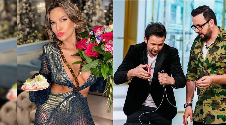 """Anna Lesko, primele declarații după ce l-a persiflat pe Robert Tudor în cadrul emisiunii La Măruță: """"Mulțumesc echipei Pro TV pentru surprizele de astăzi"""" - Cancan.ro"""
