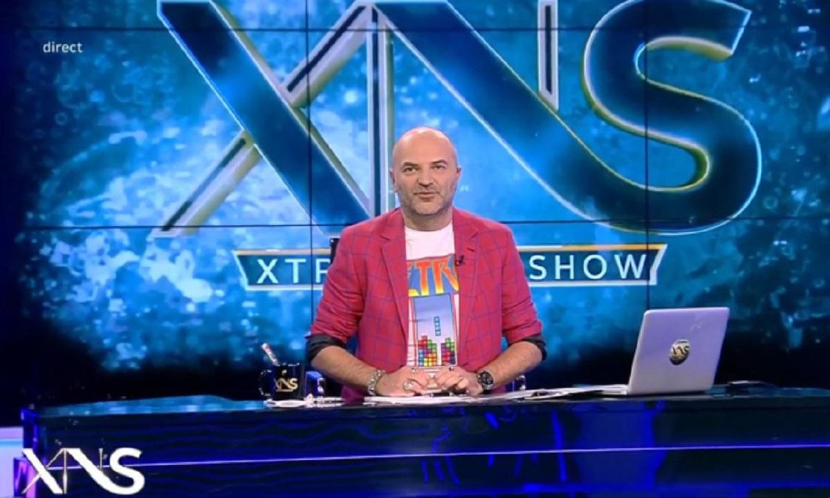Cine este noua colegă de platou a lui Dan Capatos, la Xtra Night Show. Indiciu: este blondă și celebră! - Cancan.ro