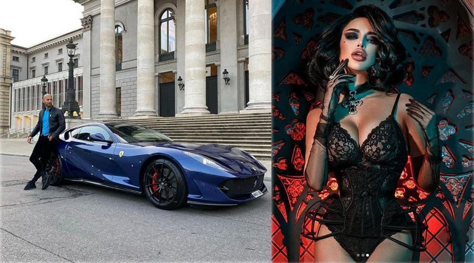 Cobra Tate și-a asumat relația cu o rusoaică sexy. Cum o cheamă pe femeia care i-a cucerit inima și cu ce se ocupă