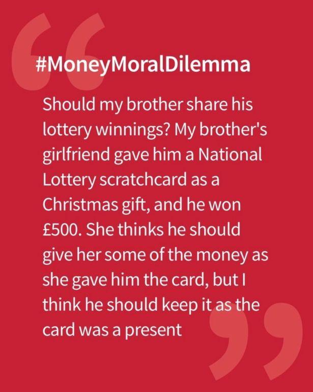 Doi iubiți din UK s-au certat din cauza premiului câștigat la loterie. Sora celui care a obținut banii a făcut publică întreaga poveste © Instagram