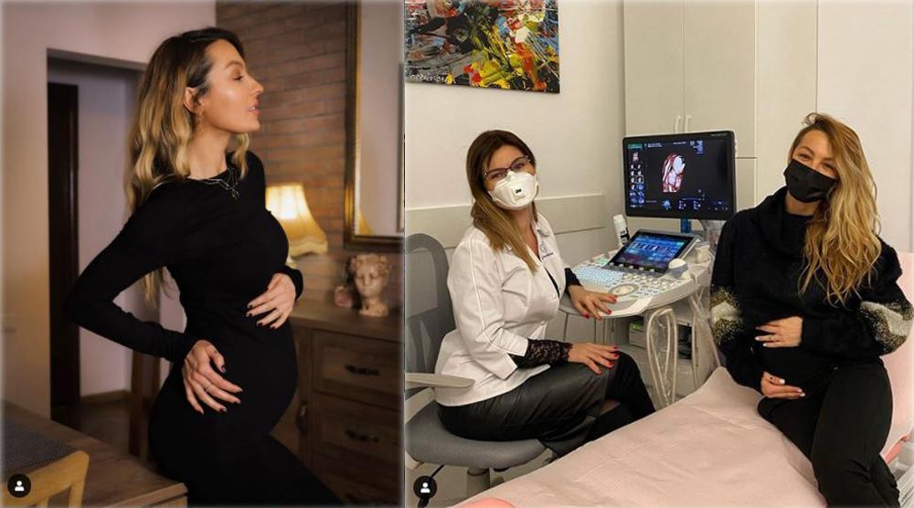 Flavia Mihășan, poză de album cu burtica de gravidă în toată splendoarea! Ce mesaj impresionant a primit de la o tânără - Cancan.ro