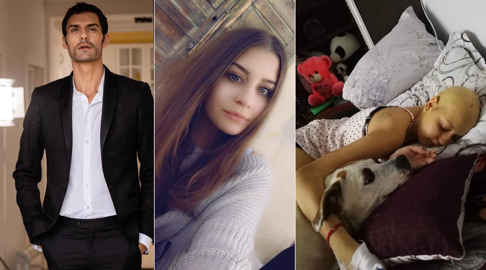 """George Burcea imploră pentru salvarea unei prietene de 16 ani: """"Nico a fost diagnosticată cu tumoră cerebrală"""" - Cancan.ro"""