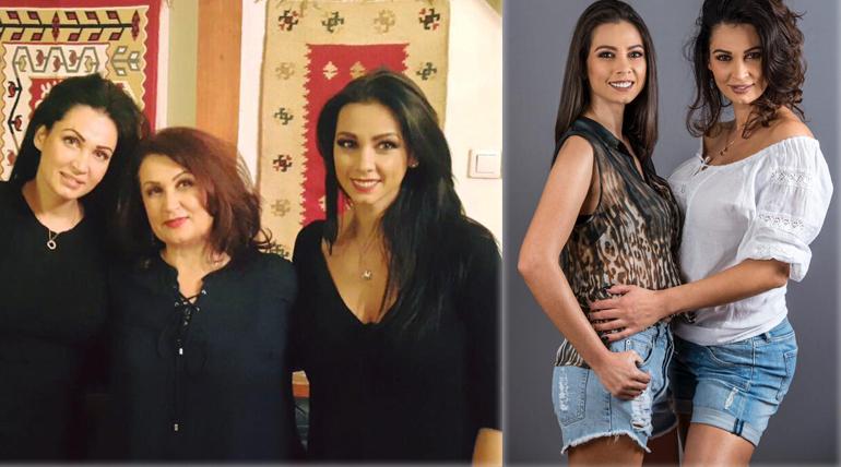 Iuliana și Nicoleta Luciu, poză de album alături de mama lor! Care dintre surorile celebre o moștenește cel mai mult - Cancan.ro