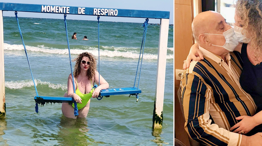Oana Lis a devenit soția fostului primar al Capitalei în 2011 © Facebook