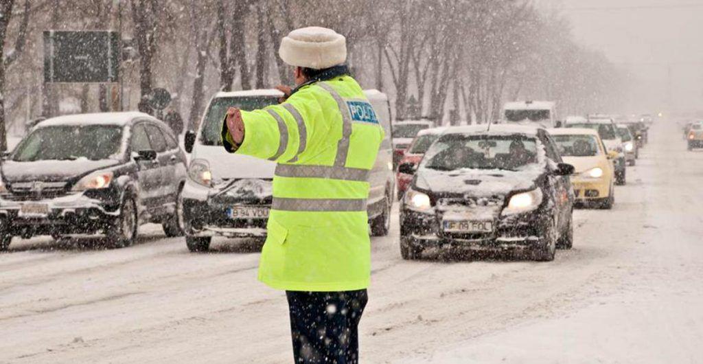 Avertizare de la ANM! COD GALBEN de viscol și ninsori în șase județe