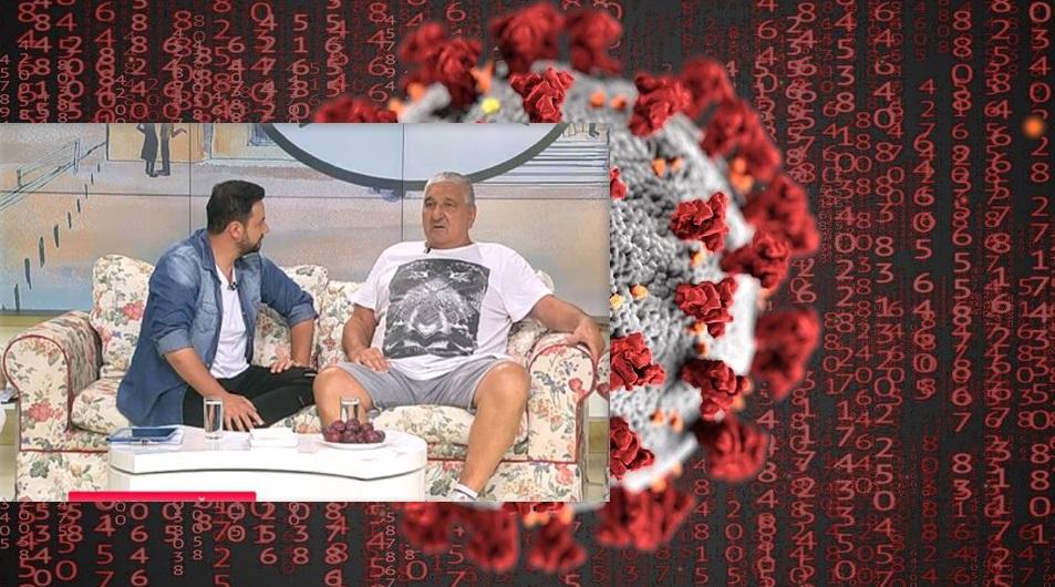 """Rică Răducanu și soția sa, testați pozitiv cu SARS-CoV-2: """"Sunt internați în spital"""""""