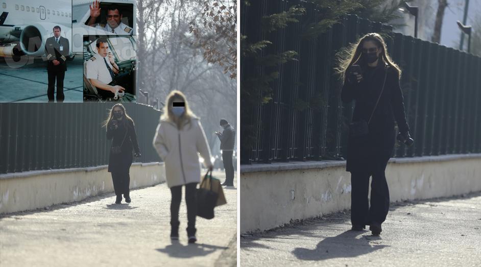 Romanița Iovan, surprinsă de paparazzii CANCAN.RO în București, după ce l-a comemorat pe Adrian Iovan în Munții Apuseni