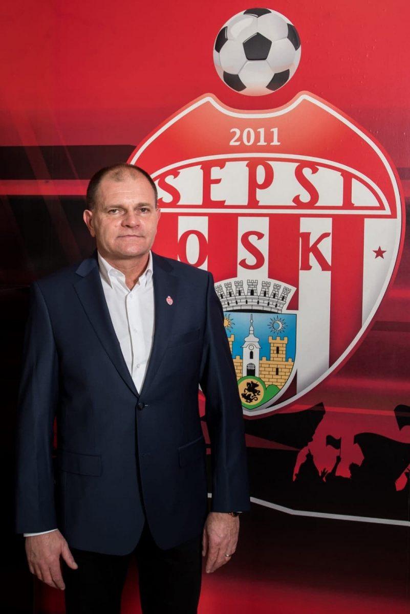 Șfaițer, desemnat cel mai bun conducător de club în România!