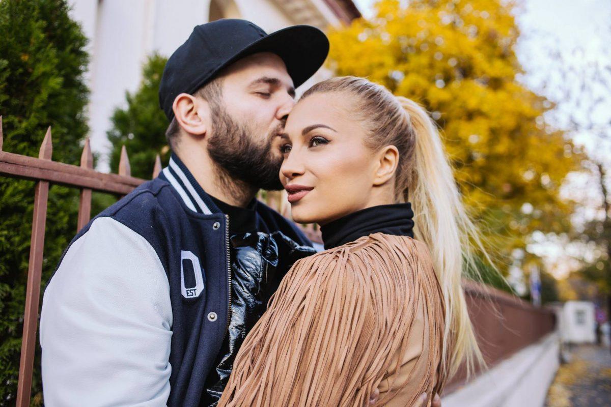 """Cum a petrecut Lora ziua de Dragobete! Ionuț Ghenu și-a surprins partenera. """"Așa se vine corect de la fotbal"""""""