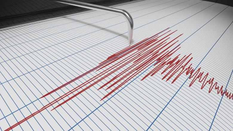 Cutremur ciudat în Mehedinți. Seismul a avut magnitudinea de 2 pe scara Richter și s-a produs la doar 12 kilometri adâncime